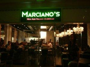 Marciano's