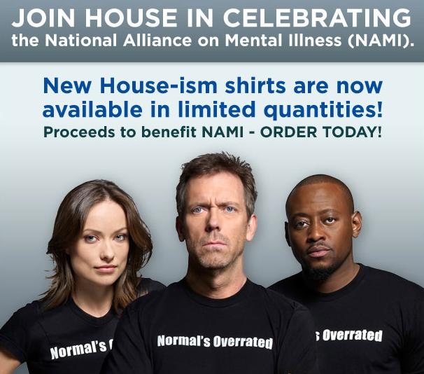 <b>One very charitable HOUSE.</b> Click the image to go to the online store.