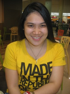 <b>This is why I endured the events of this day.</b>Yihee, day off na day off ang dating!