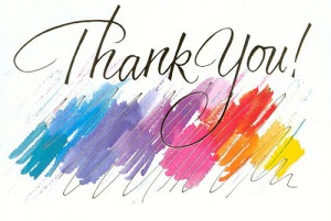 Salamat, Thanks, Grazie, Gracias.