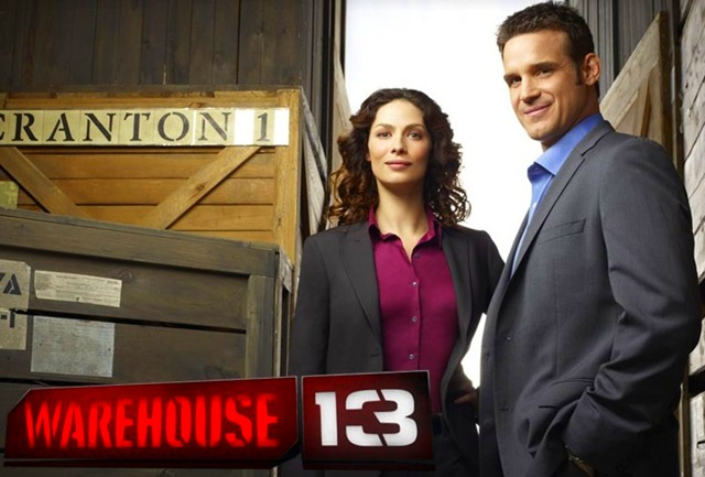WAREHOUSE 13 ON SYFY