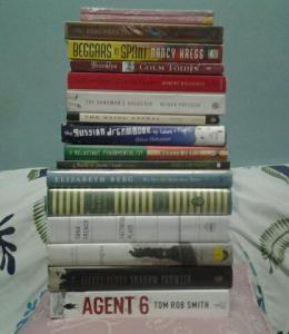 Book Dump Jan-Apr